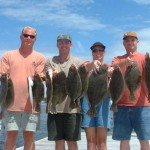 Flounder Fishing in Carolina Beach